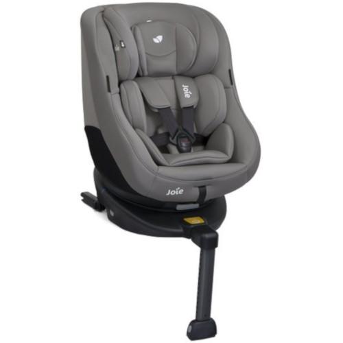 Scaun Auto Rotativ cu Isofix Spin 360 Gray Flannel 0-18 kg