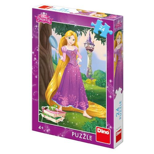 Puzzle Curajoasa Rapunzel 24 Piese