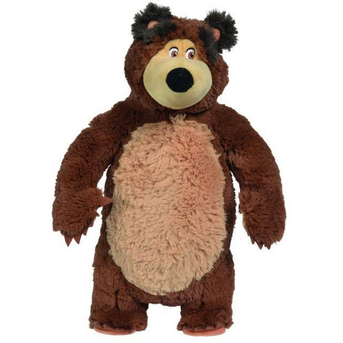 Jucarie de Plus Ursul, Bean Bag Bear 40 cm