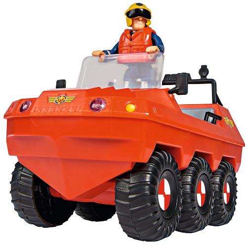 Masina de Pompieri Hydrus Fireman Sam cu figurina si Accesorii