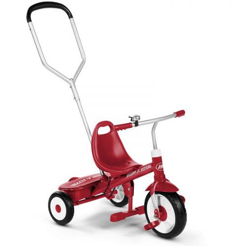 Tricicleta Multifunctionala Steer and Stroll imagine