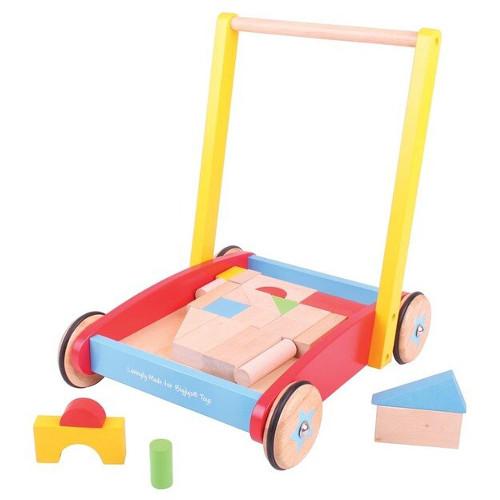 BigJigs Toys Antemergator Bebelusi