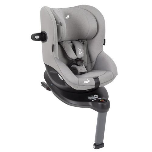 Scaun Auto I-Spin 360° E Gray Flannel, 0 - 18 kg