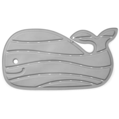 Covoras de Baie Antiderapant Moby Balena Gri