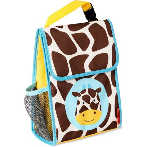 Saculet pentru Pranz Zoo Girafa