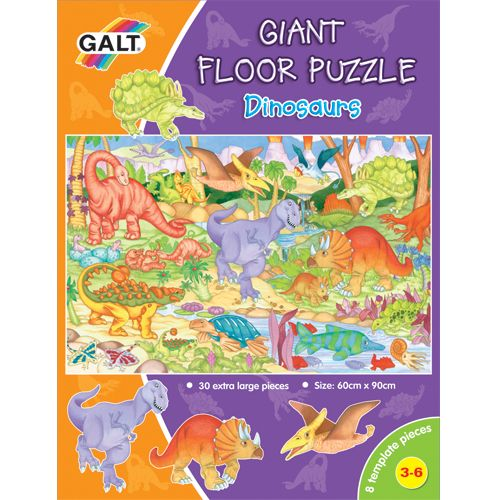 Galt Giant Floor Puzzle – Dinosaurs