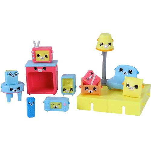 Set de Joaca Kit-ul Decoratorului Puppy Parlor - Happy Places Seria1