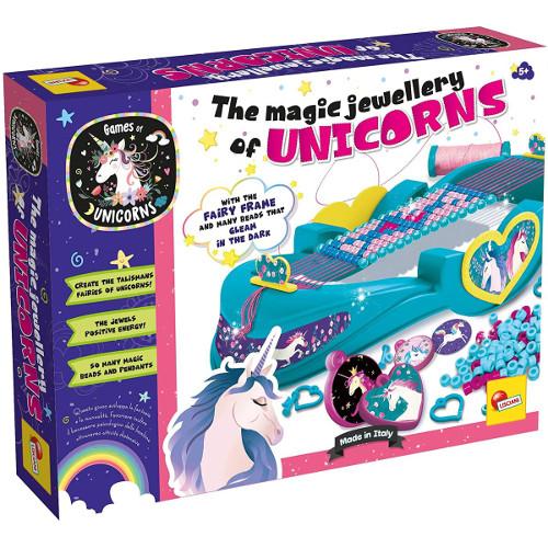Lisciani Set Creativ Bijuterii Magice cu Unicorni