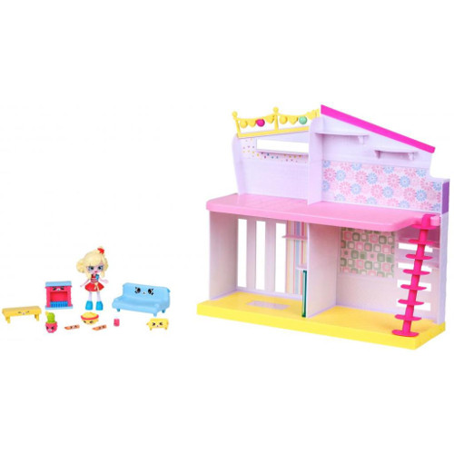 Set de Joaca Casa Shopkins - Happy Places Seria1