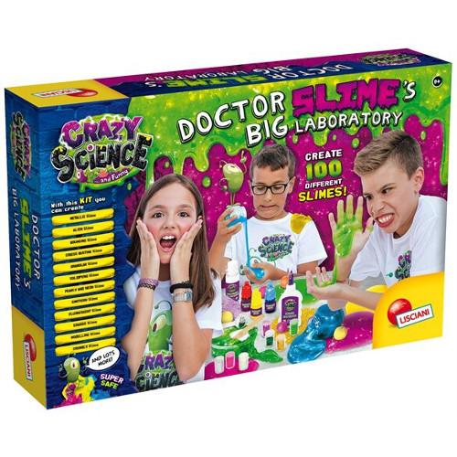 Laboratorul de Slime - Experimente Geniale