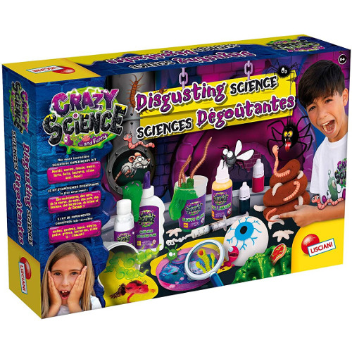 Joc Educativ Experimente Geniale - Super Laboratorul