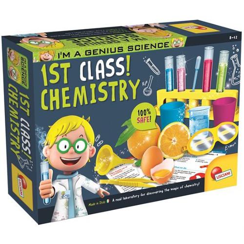 Lisciani Joc Educativ Experimentele Micului Geniu – Ora de Chimie