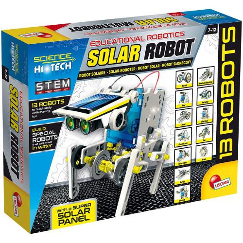 Poza Set STEM - Robot Alimentat cu Energie Solara