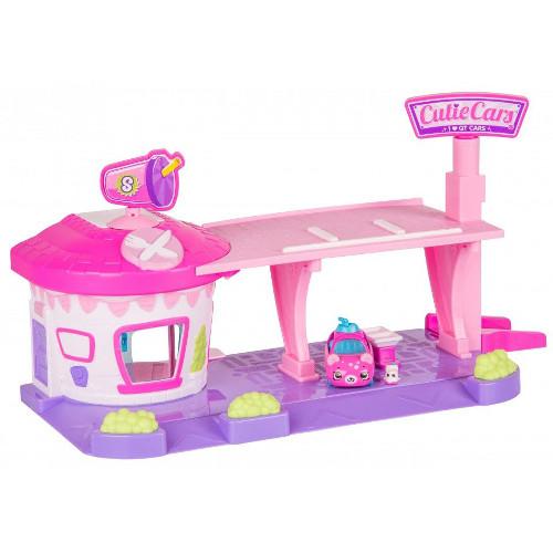 Set Shopkins Cutie Cars - Restaurant Drive-in