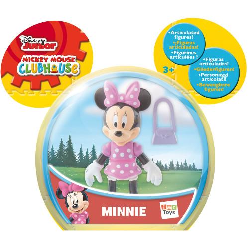 Figurina Articulata Disney - Minnie Mouse 10 cm