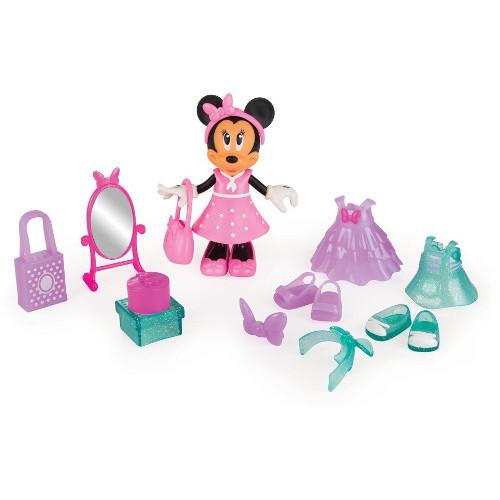 IMC Papusa Minnie cu Accesorii Fashion