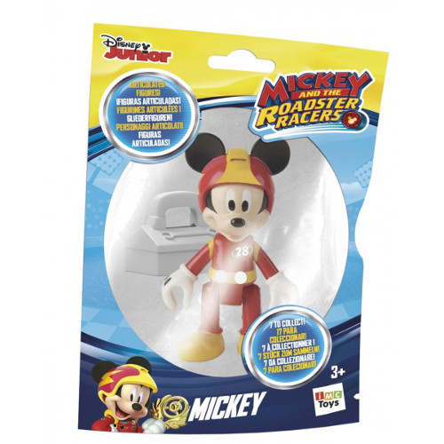 Figurine Asortate Mickey and the Roadster Racers - Punguta Mickey Mouse