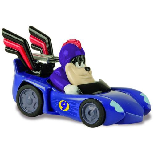 Set Mini Masinuta Roadster Racers cu Figurina Disney - Pete