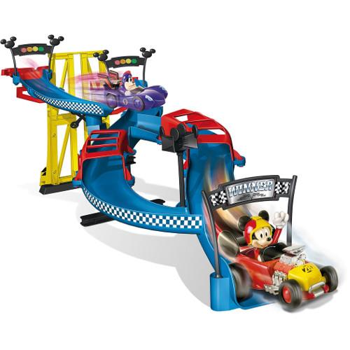 Set Pista de Joaca Disney - Mickey si Pilotii de Curse