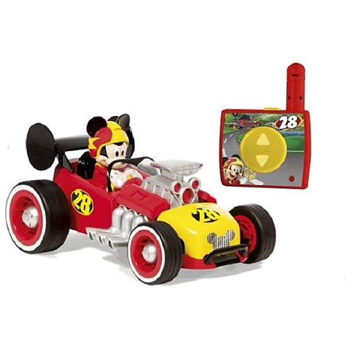 Masina RC Roadster Racers 2.4 Ghz - Mickey imagine