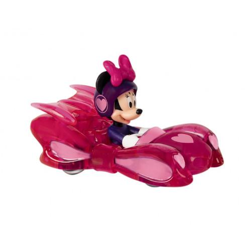Mini Masinuta Asortata Roadster Racers W2 - Minnie Pink Tunder