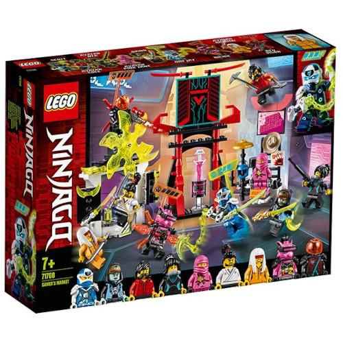 LEGO Ninjago Piata Jucatorilor 71708
