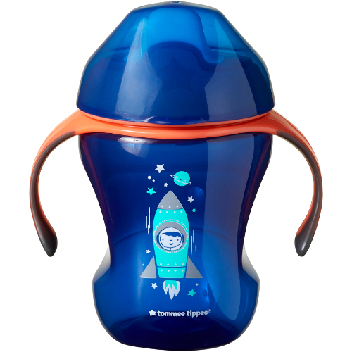 Cana Easy Drink ONL 230 ml, 7 luni+ Albastru