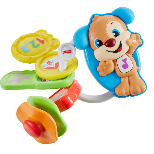 Jucarie Dentitie Set Chei Fisher-Price