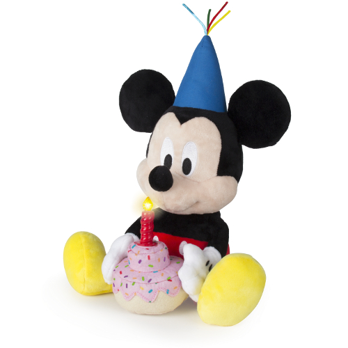 Jucarie Interactiva Mickey Mouse de Plus - La Multi Ani