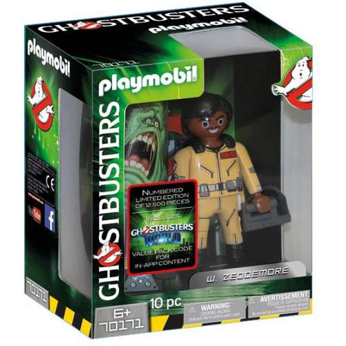 Figurina de Colectie  Winston Zeddemore - Ghostbusters