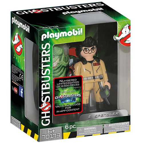 Figurina de Colectie Spengler - Ghostbusters