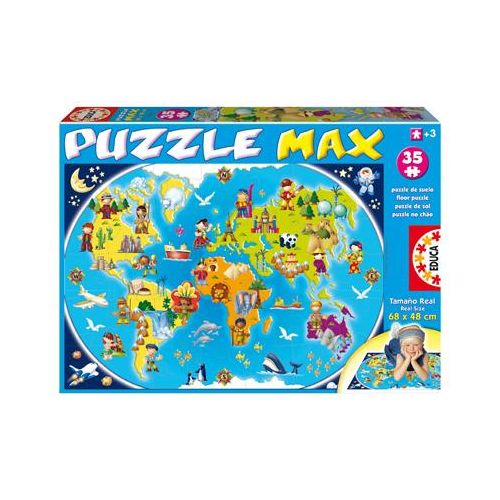 Puzzle Max 35 Piese Pamantul