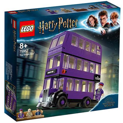 LEGO Harry Potter Autobuzul Salvator 75957