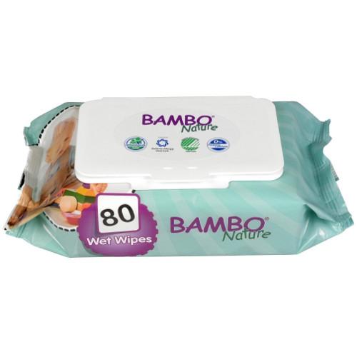 Servetele Umede Ecologice pentru Copii 80 de Bucati