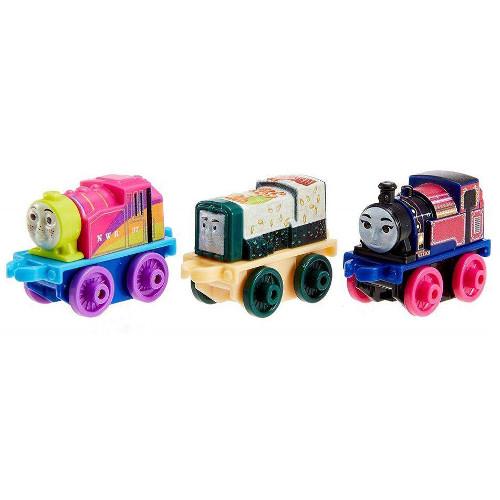 Set 3 Locomotive Thomas Minis - Rosie, Toby, Ashima
