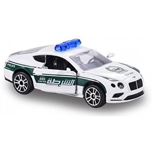 Masinuta Politie Bentley Continental GT V8 S, Scara 1:64