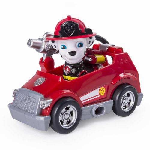 Set de Joaca Patrula Catelusilor Vehicule cu Figurine Ultimate Rescue, Marshall