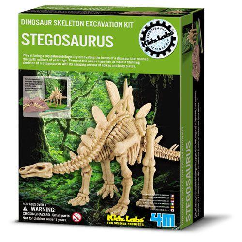 Set Arheologic Stegosaurus