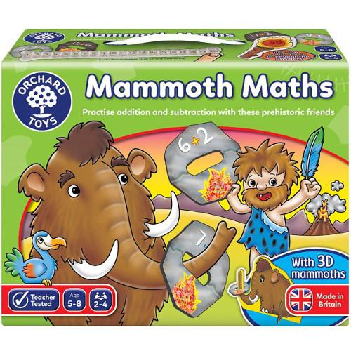 Orchard Toys Joc Educativ Matematica Mamutilor