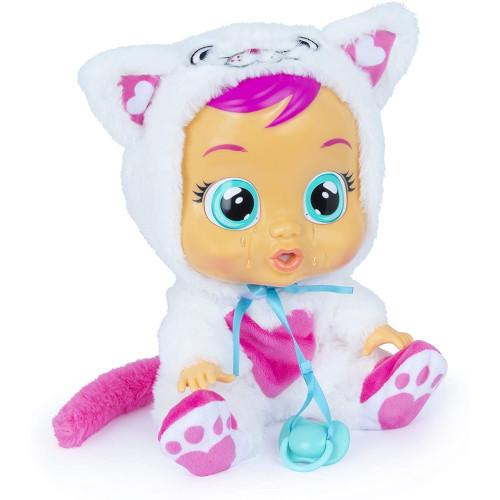 Papusa Cry Babies, Bebe Plangacios Pisica Daisy