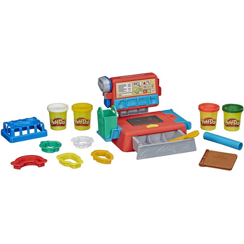 Set Plastelina Play-Doh Casa de Marcat