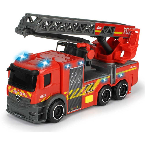 Masina de Pompieri Mercedes-Benz City Fire Ladder