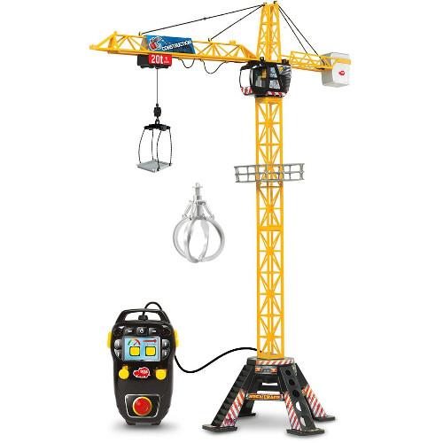 Jucarie Macara Mega Crane 120 cm cu Telecomanda