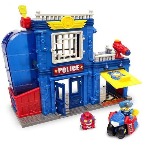 Set Super Zings Sectia de Politie