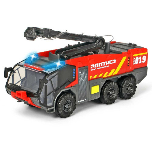 Masina de Pompieri Aeroport Airport Fire Fighter imagine