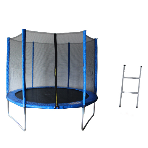 Cangaroo Trambulina cu Plasa de Protectie Jump 244 cm