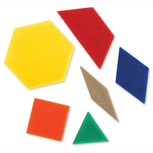 Set 50 Piese Forme Geometrice