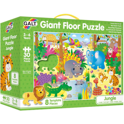 Galt Giant Floor Puzzle – Jungle