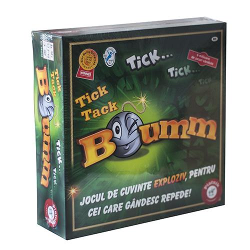 Piatnik Joc de Familie Tick Tack Bumm