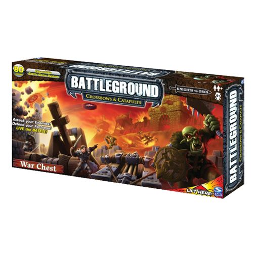 Joc Battleground Castelul Regelui
